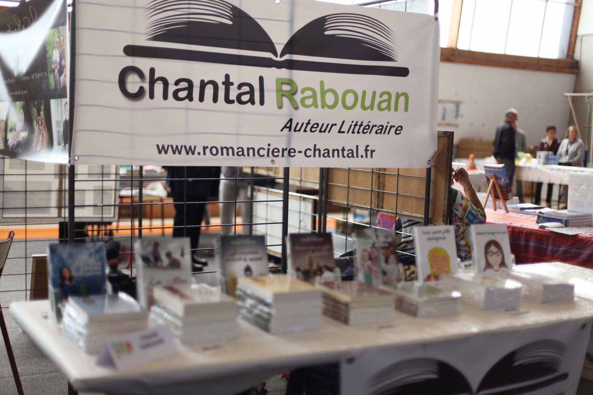 Chantal RABOUAN
