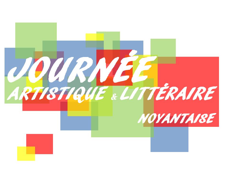 Logo Journee Artistique & Littéraire Noyantaise